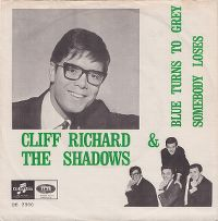 Cover Cliff Richard & The Shadows - Blue Turns To Grey