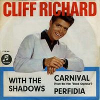 Cover Cliff Richard & The Shadows - Carnival