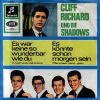 Cover Cliff Richard & The Shadows - Es war keine so wunderbar wie du