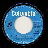 Cover Cliff Richard & The Shadows - Es war keine so wunderbar wie du