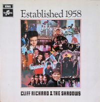 Cover Cliff Richard & The Shadows - Established 1958