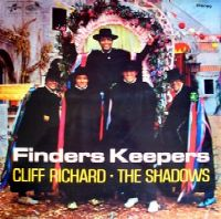 Cover Cliff Richard & The Shadows - Finders Keepers
