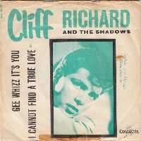 Cover Cliff Richard & The Shadows - Gee Whizz It's You
