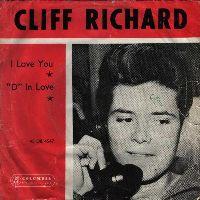 Cover Cliff Richard & The Shadows - I Love You