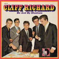 Cover Cliff Richard & The Shadows - Me And My Shadows
