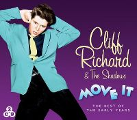 Cover Cliff Richard & The Shadows - Move It - The Best Of The Early Years