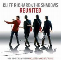 Cover Cliff Richard & The Shadows - Reunited - 50th Anniversary Album