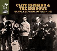 Cover Cliff Richard & The Shadows - Singles & EP's Collection 1958-1962