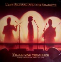 Cover Cliff Richard & The Shadows - Thank You Very Much