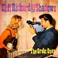 Cover Cliff Richard & The Shadows - The Great Ones