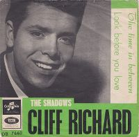 Cover Cliff Richard & The Shadows - The Time In Between