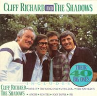 Cover Cliff Richard & The Shadows - Their 40 Big Ones