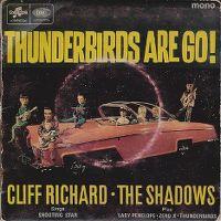 Cover Cliff Richard & The Shadows - Thunderbirds Are Go!