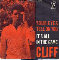 Cover Cliff Richard & The Shadows - Your Eyes Tell On You