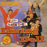Cover Cliff Richard & The Young Ones feat. Hank Marvin - Living Doll