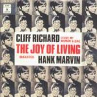 Cover Cliff Richard with Hank Marvin - The Joy Of Living