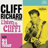 Cover Cliff Richard with The Shadows - Listen To Cliff! / 21 Today