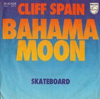 Cover Cliff Spain - Bahama Moon