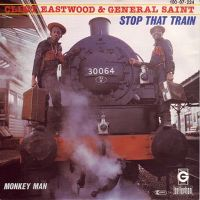 Cover Clint Eastwood & General Saint - Stop That Train
