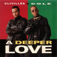 Cover Clivillés & Cole - A Deeper Love