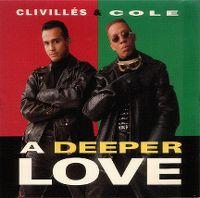 Cover Clivillés & Cole - A Deeper Love