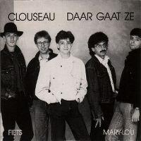Cover Clouseau - Daar gaat ze