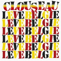 Cover Clouseau - Leve België