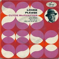 Cover Clyde McPhatter - Lover Please