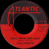 Cover Clyde McPhatter - Since You've Been Gone
