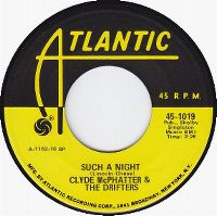 Cover Clyde McPhatter & The Drifters - Such A Night
