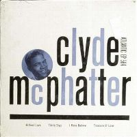 Cover Clyde McPhatter & The Drifters - Without Love There Is Nothing