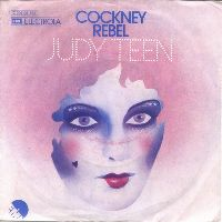 Cover Cockney Rebel - Judy Teen