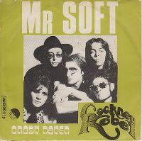 Cover Cockney Rebel - Mr. Soft