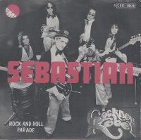 Cover Cockney Rebel - Sebastian