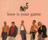 Cover Code 5 - Love Is Your Game