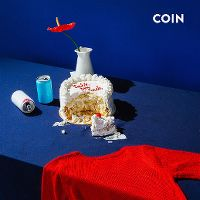Cover Coin - Talk Too Much
