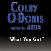 Cover Colby O'Donis feat. Akon - What You Got