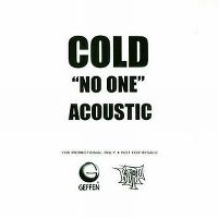 Cover Cold - No One