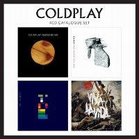 Cover Coldplay - 4CD Catalogue Set