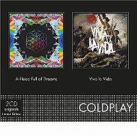 Cover Coldplay - A Head Full Of Dreams / Viva la vida