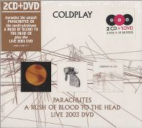 Cover Coldplay - Parachutes + A Rush Of Blood To The Head
