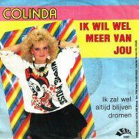 Cover Colinda - Ik wil wel meer van jou