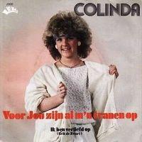 Cover Colinda - Voor jou zijn al m'n tranen op