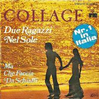 Cover Collage - Due ragazzi nel sole
