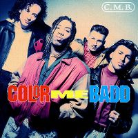 Cover Color Me Badd - C.M.B.
