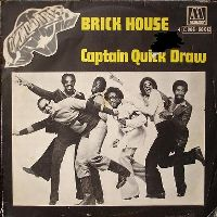 Cover Commodores - Brick House