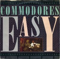 Cover Commodores - Easy
