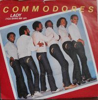 Cover Commodores - Lady (You Bring Me Up)