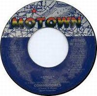 Cover Commodores - Still