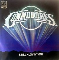 Cover Commodores - Still